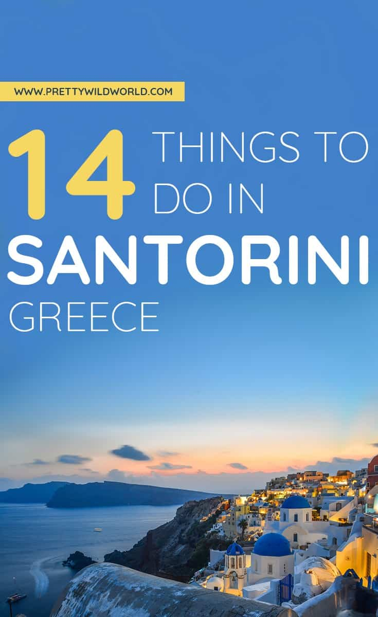 Top Tourist Attractions and Things to do in Santorini (Greece) | Santorini attractions, places in Santorini, Santorini landmarks, what to do in Santorini, Santorini sightseeing, Santorini tourist attractions, places to visit in Santorini, activities in Santorini, what to see in Santorini, things to see in Santorini, places to see in Santorini, places to go in Santorini, Santorini points of interest, where to go in Santorini, places of interest in Santorini #Santorini #Greece #Europe #travel