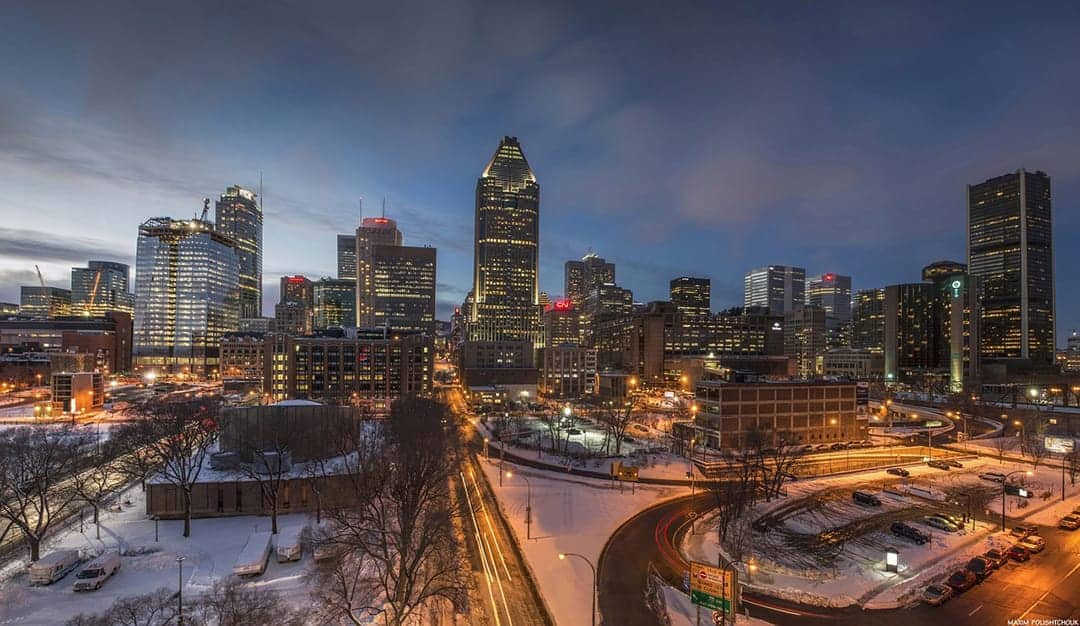 Top Places To Visit In Canada Montreal