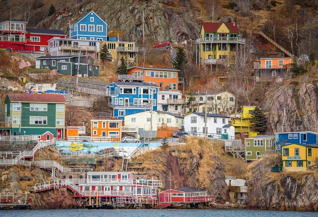 Newfoundland and Labrador-Canada