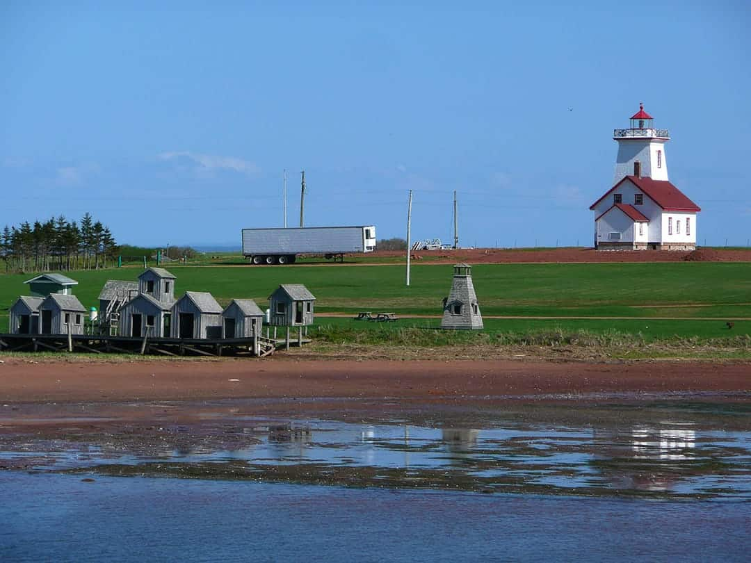 TOP PLACES TO VISIT IN CANADA PRINCE EDWARD ISLAND