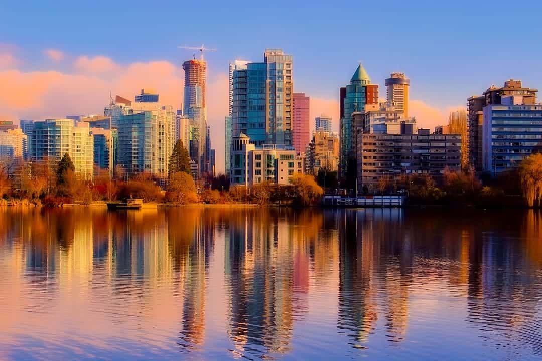 Top Places To Visit In Canada Vancouver
