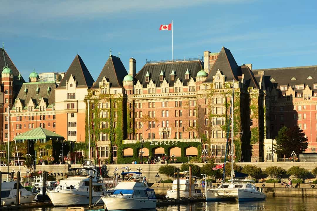 Places To Visit In Canada Victoria Island
