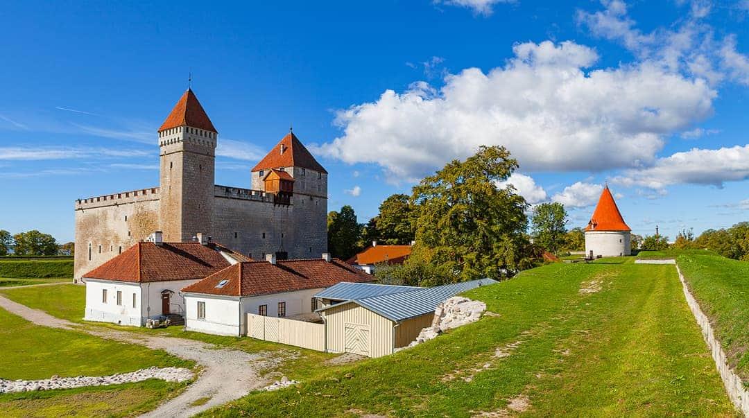 TOP PLACES TO VISIT IN ESTONIA SAAREMAA
