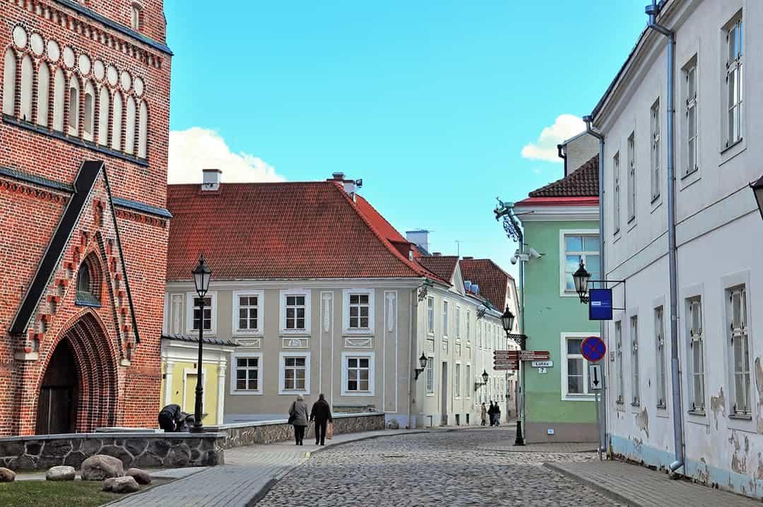 Visit In Estonia Tartu