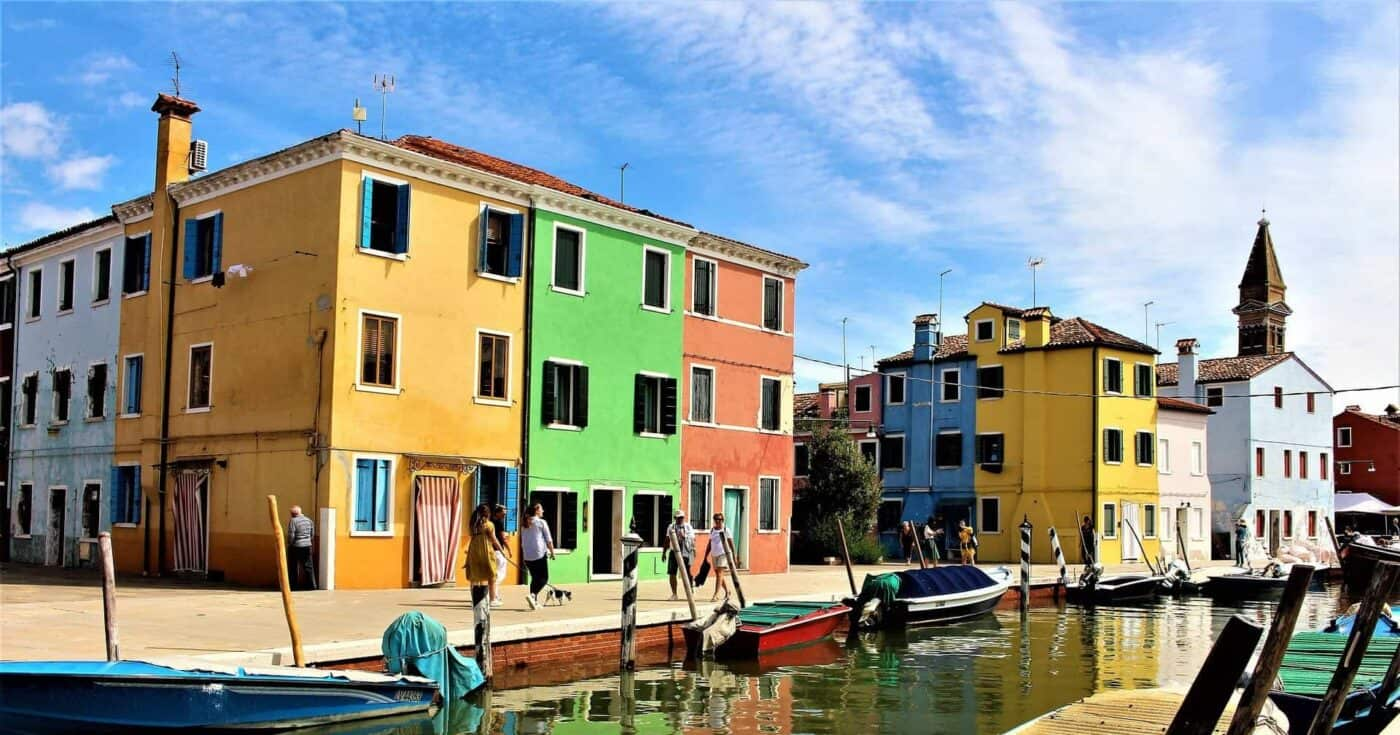 The Most Colorful and Vibrant Travel Destinations in Europe FEATURED