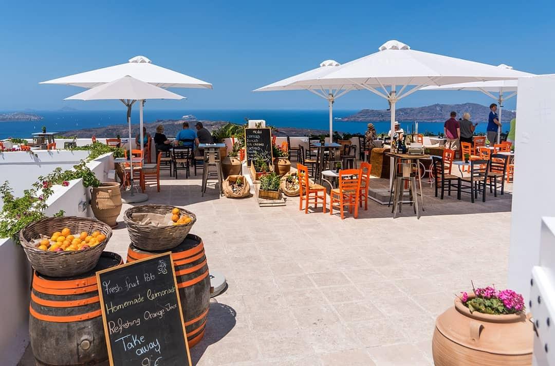 Best Restaurants in Santorini