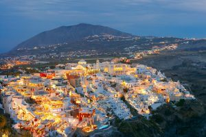 Things to do in Santorini visit Greece tourism profitis ilias
