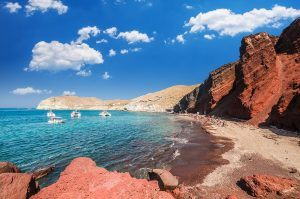 Things to do in Santorini visit Greece tourism sanotorini beautiful beach