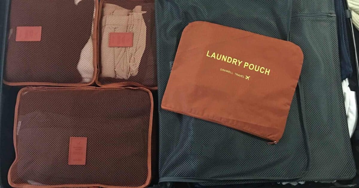 Top 6 Best Packing Cubes for the Travel Organizer in You FEATURED