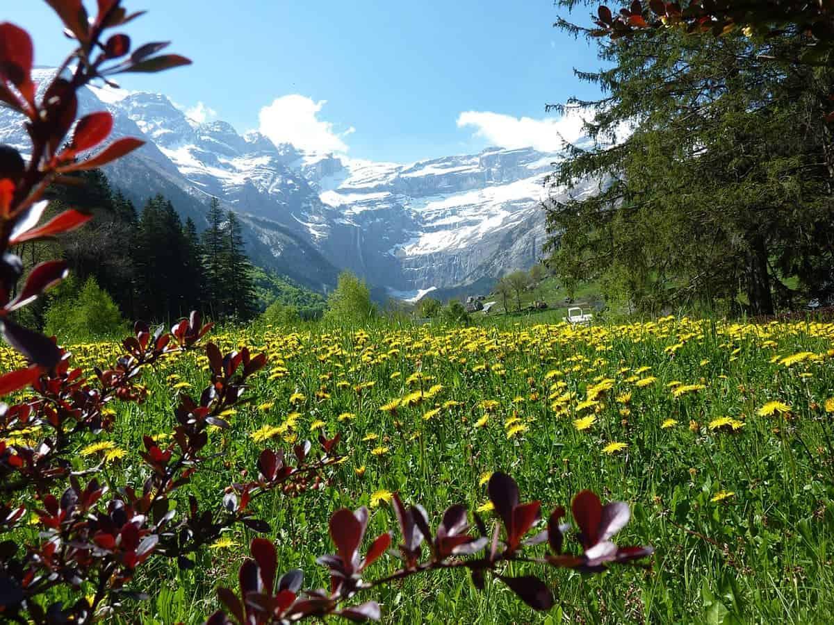 Top Places to Visit in France Cirque de Gavarnie