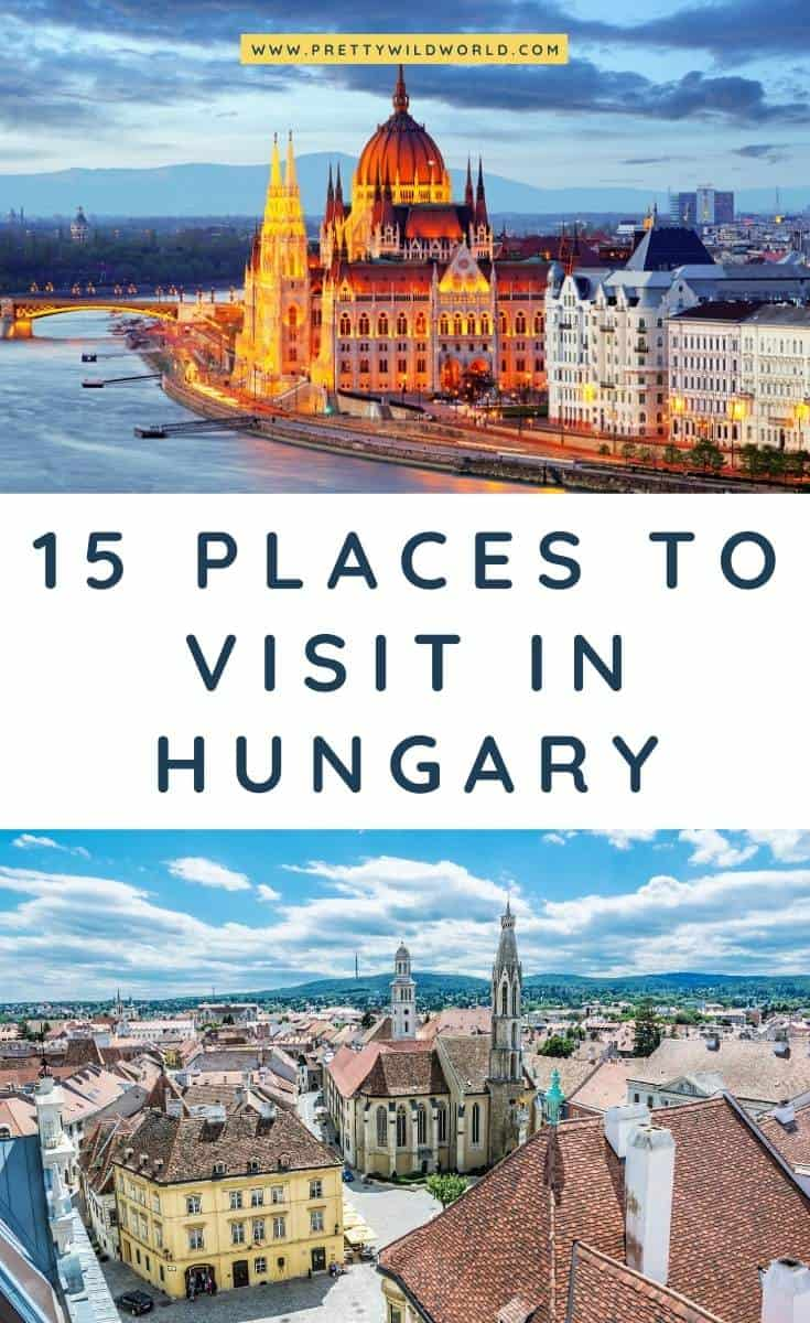 Places to visit in Hungary | Travel to Hungary and visit cities like Budapest, Szentendre, Eger, Balaton, and Gyor that is reach in history, culture, food, beautiful countryside, lovely people, beautiful nature, and so on. Read this now or pin it for later! #hungary #europe #travel #traveldestinations #traveltips #bucketlisttravel #travelideas #travelguide #amazingdestinations #traveltheworld