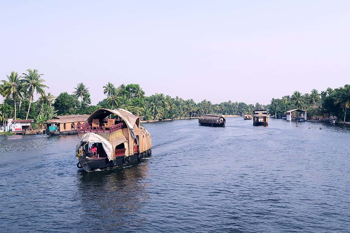 places to visit in kerala allepey