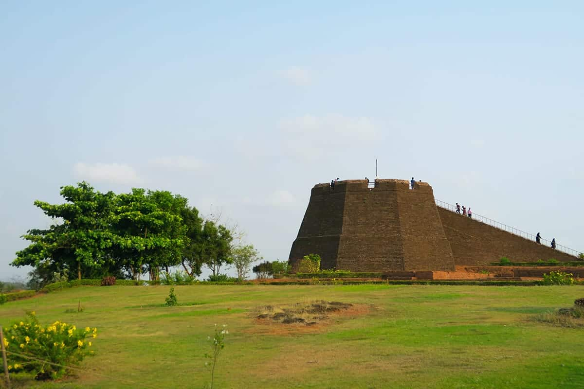 places to visit in kerala bekal fort