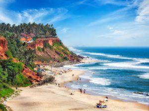 places to visit in kerala varkala