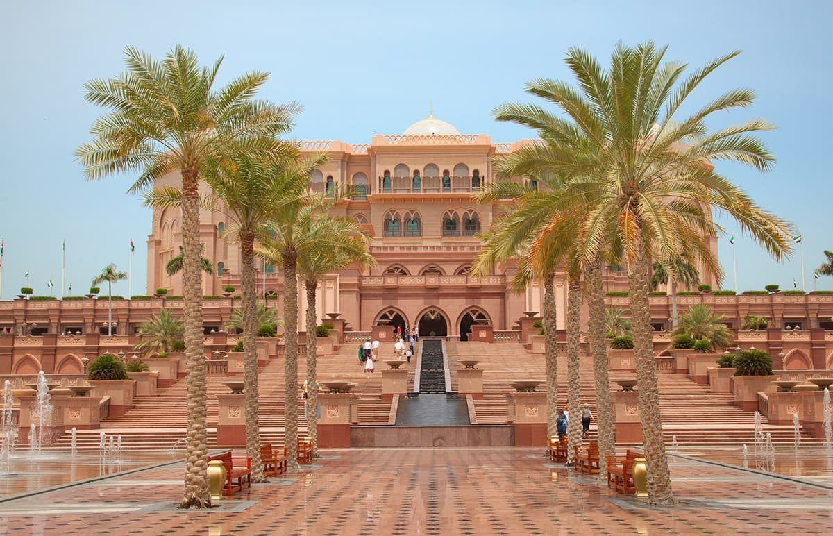 Things to do in Abu Dhabi Emirates Palace