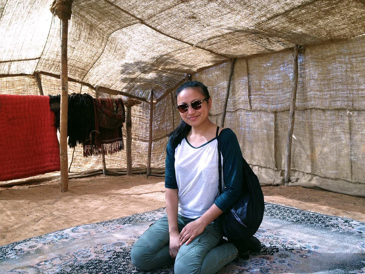 things to do in abu dhabi heritage village
