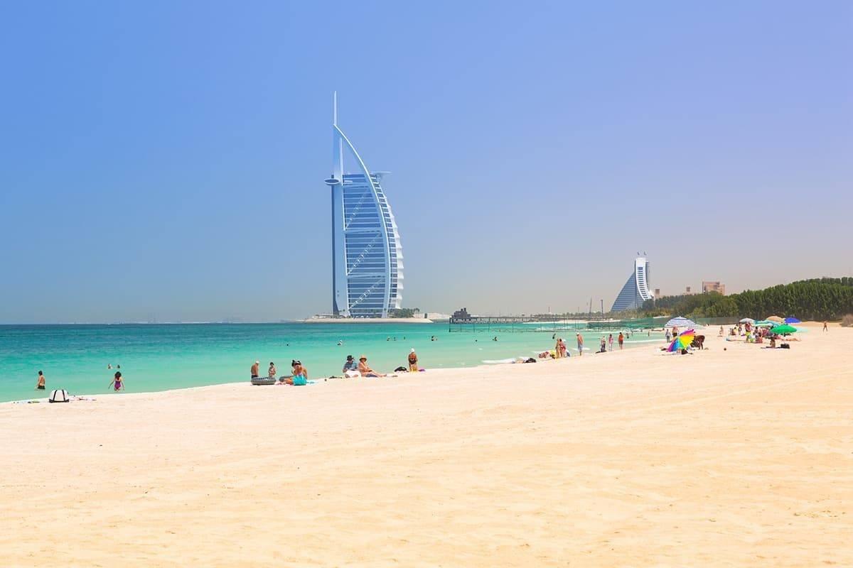 Visit Dubai in Abu Dhabi
