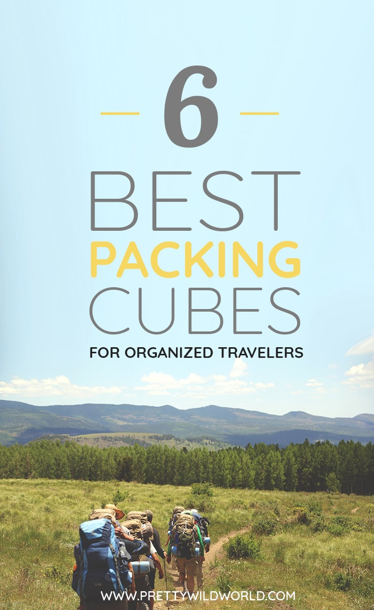 6 Best Packing Cubes for the Travel Organizer