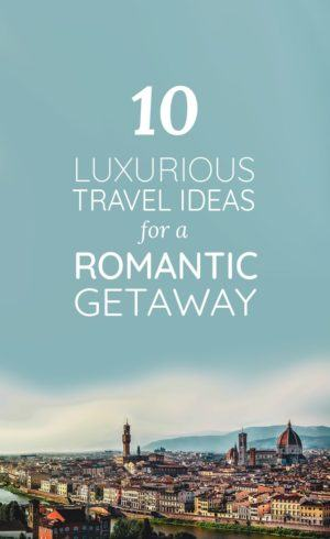 #LUXURY #TRAVEL #ROMANTICGETAWAY #TRAVELIDEAS | Are you lacking inspiration where to go next on a romantic getaway with your love ones? Check this post out to know where to go in Europe!