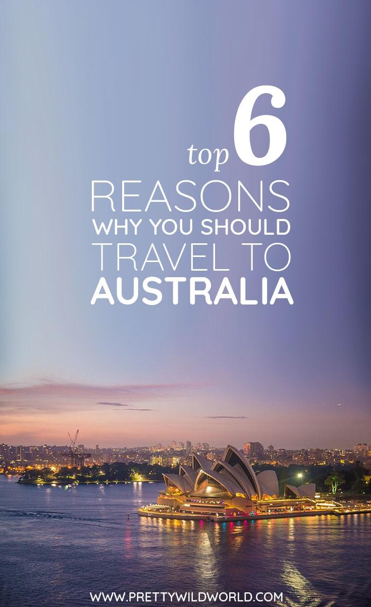 #AUSTRALIA #TRAVELTOAUSTRALIA #TRAVEL | Reasons to visit Australia | Travel to Australia | Road trip around Australia | Things to do in Australia | Australia holiday | Australia tourism | What to do in Australia | Australia travel | Places to visit in Australia