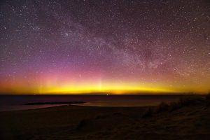TOP DESTINATIONS TO SPOT AURORA BOREALIST NORTHERN LIGHTS HOLIDAY DENMARK