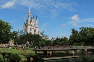 TOP TOURIST ATTRACTIONS IN THE USA WALT DISNEY IN ORLANDO FLORIDA