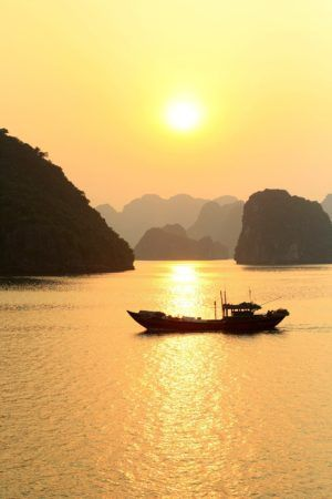 Places to Visit in Vietnam Ha Long Bay