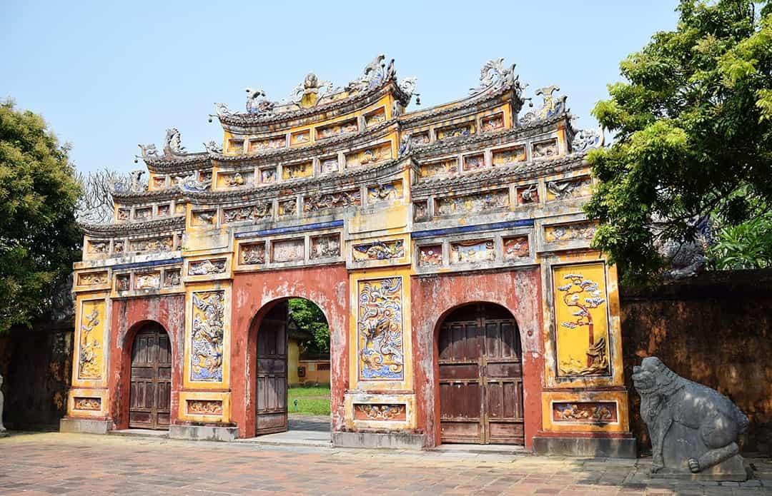 Vietnam Hue City