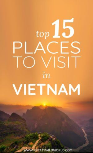 Do you want to know the best places to visit in Vietnam? We got you covered! Located in south east asia bordering with China, Laos, and Cambodia – there's certainly tons of things to do in Vietnam from all destinations it offers! Check this post out and learn more about Vietnam tourism and all the best places to go.