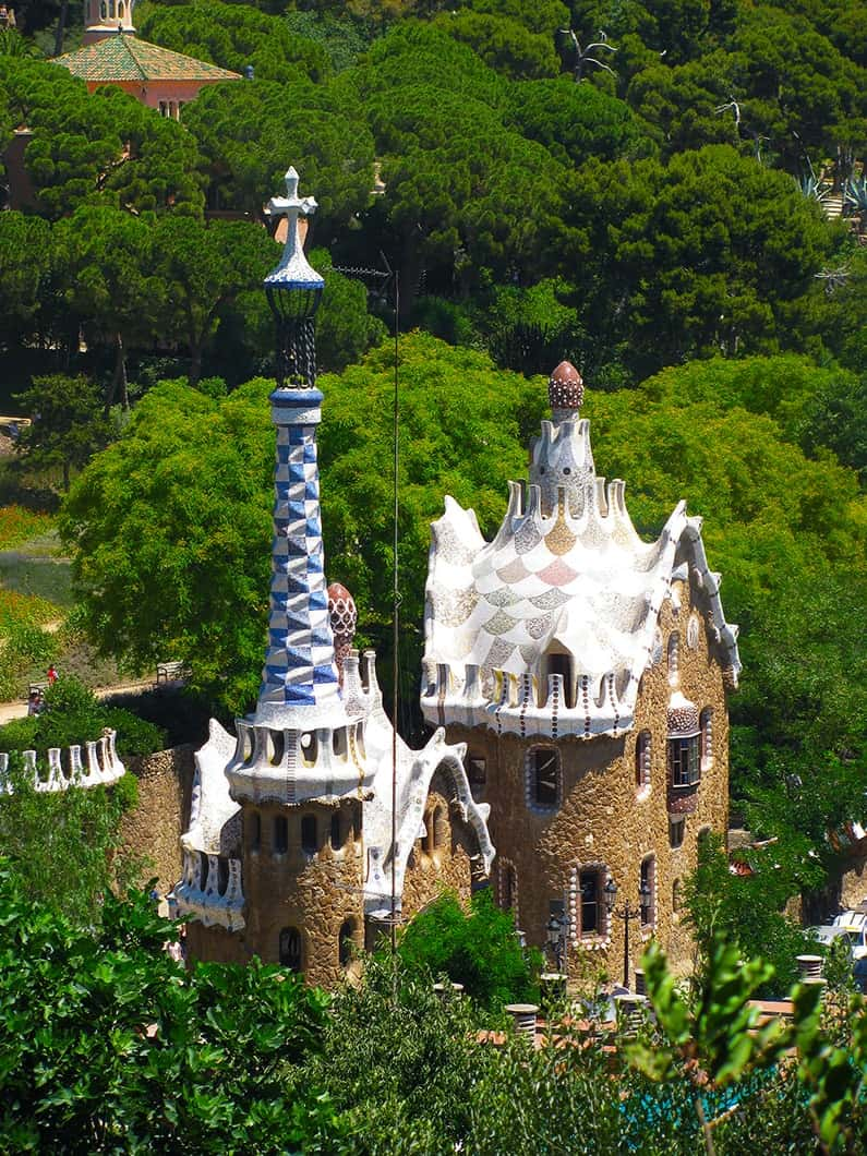 Architectures in Barcelona