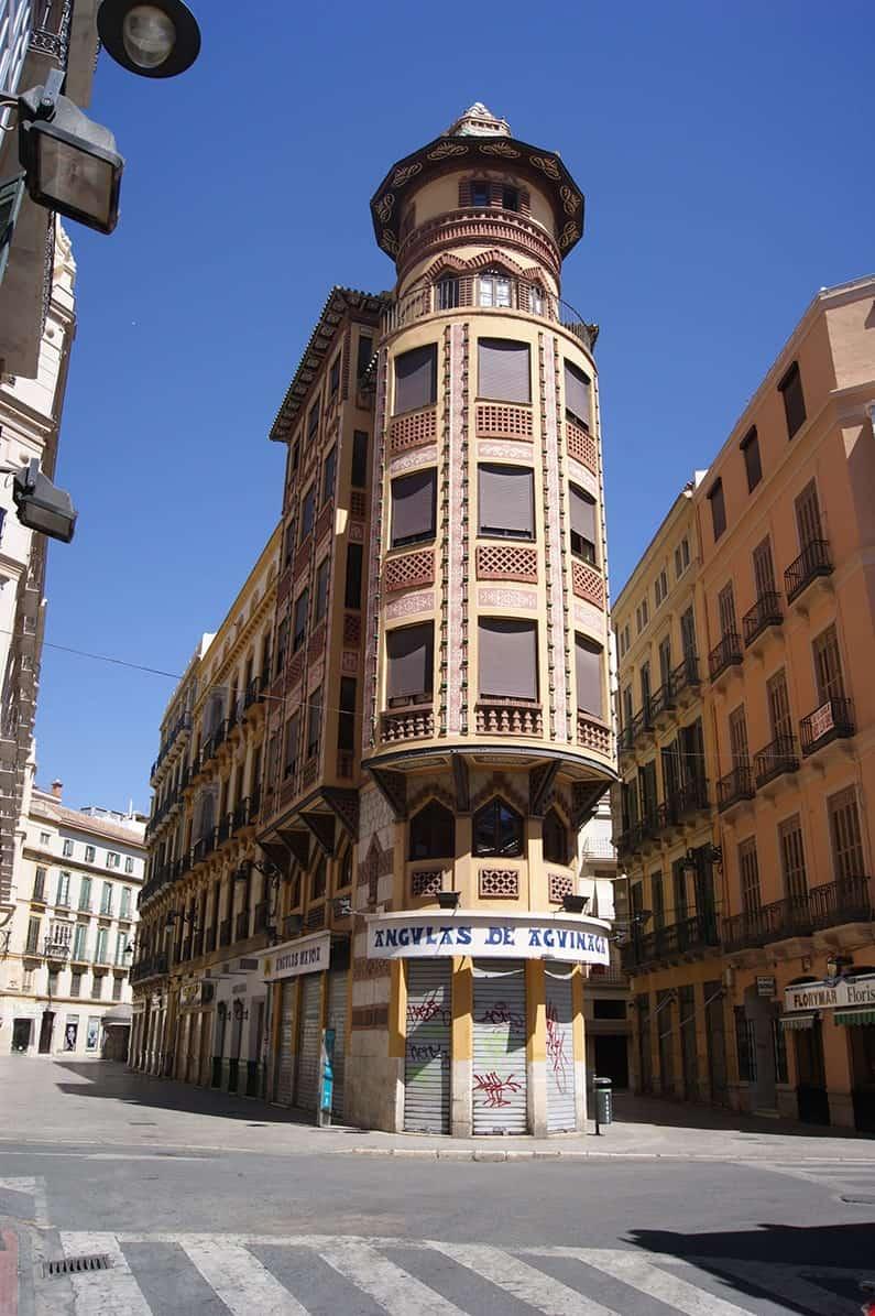 Traveling to Malaga