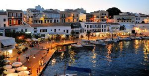 Places to visit in Spain Menorca
