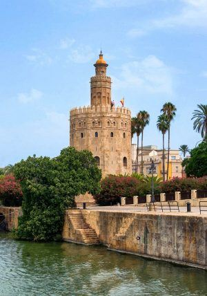 Places to visit in Spain Seville