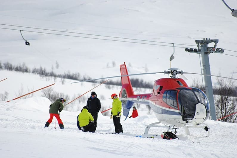 Top Ski Resorts in Europe to Enjoy Your Winter Holiday Are Sweden