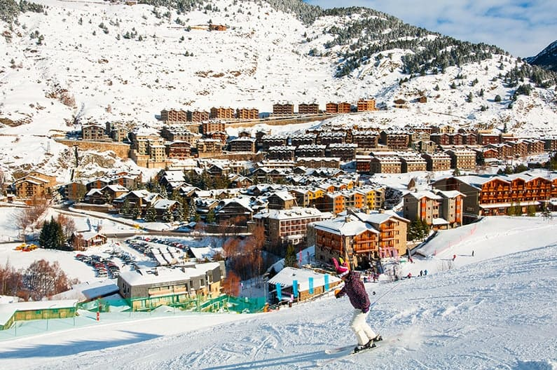 Top Ski Resorts in Europe to Enjoy Your Winter Holiday Grandvalira Andorra
