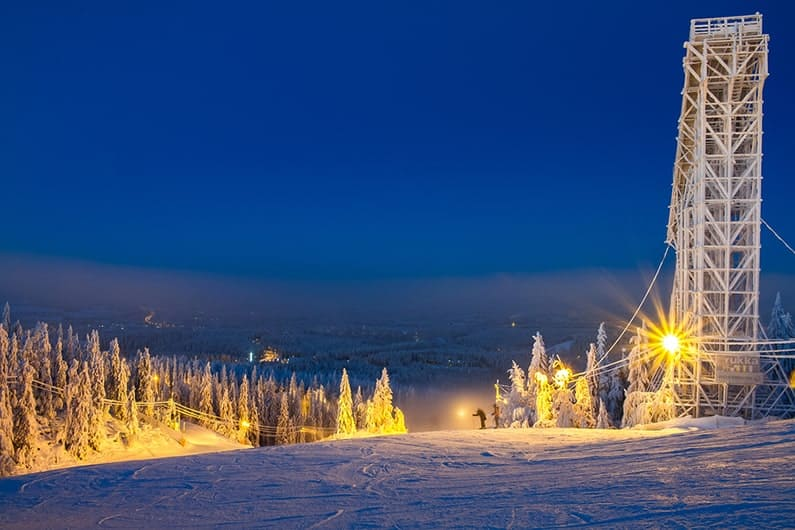 Top Ski Resorts in Europe to Enjoy Your Winter Holiday Vuokatti Finland