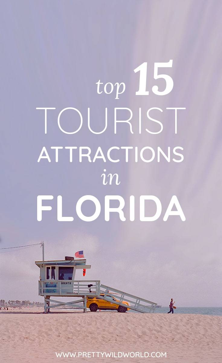 Top Tourist Attractions in Florida