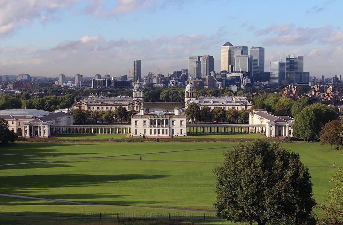 Greenwich and Docklands