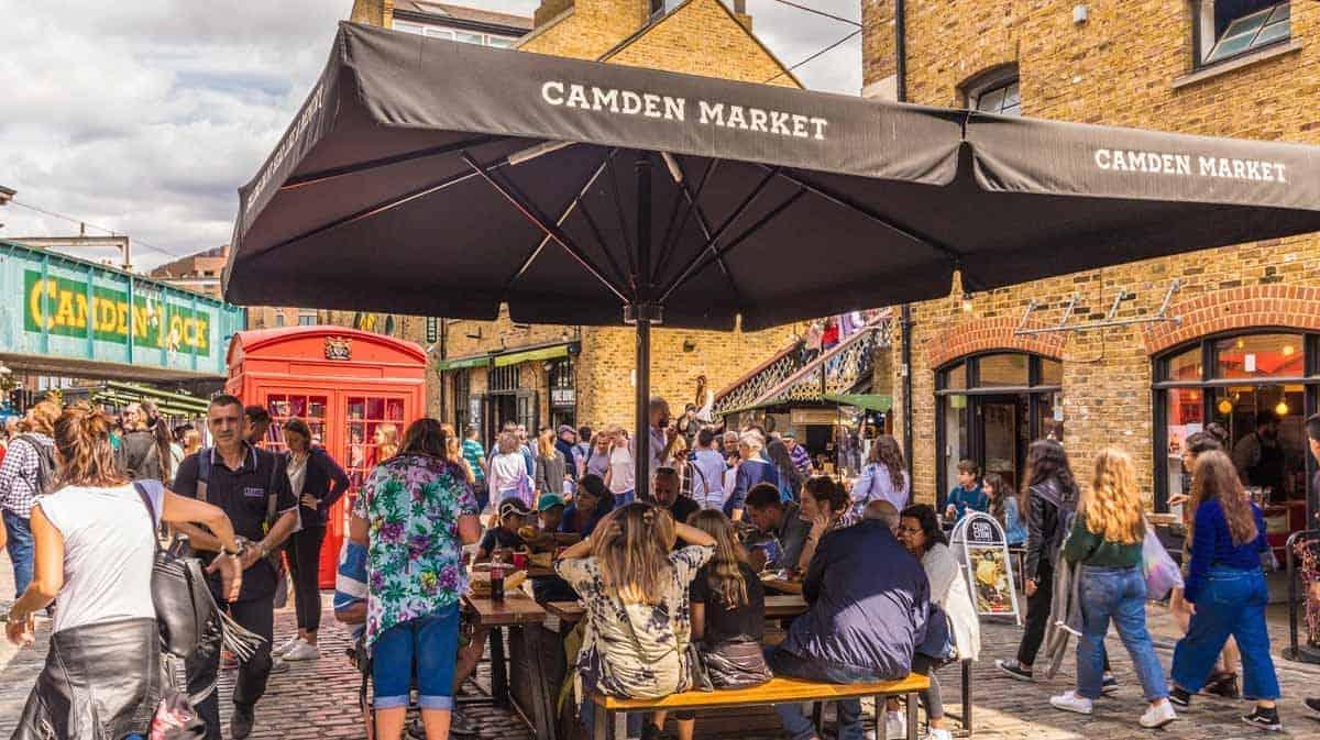 top tourist attractions in london uk camden