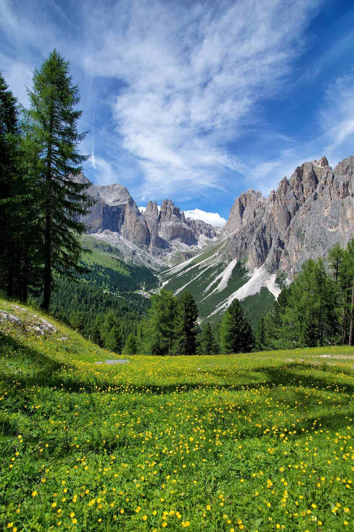 Best Place in Italy - The Alps
