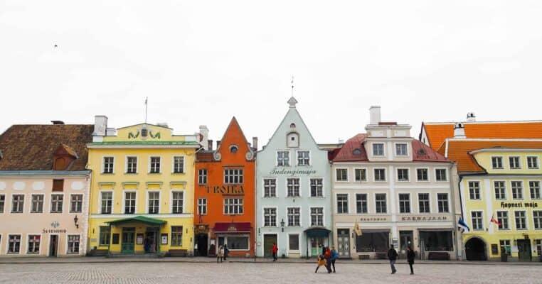 Tallinn Points of Interest Top Landmarks and Tourist Attractions in Tallinn Featured image
