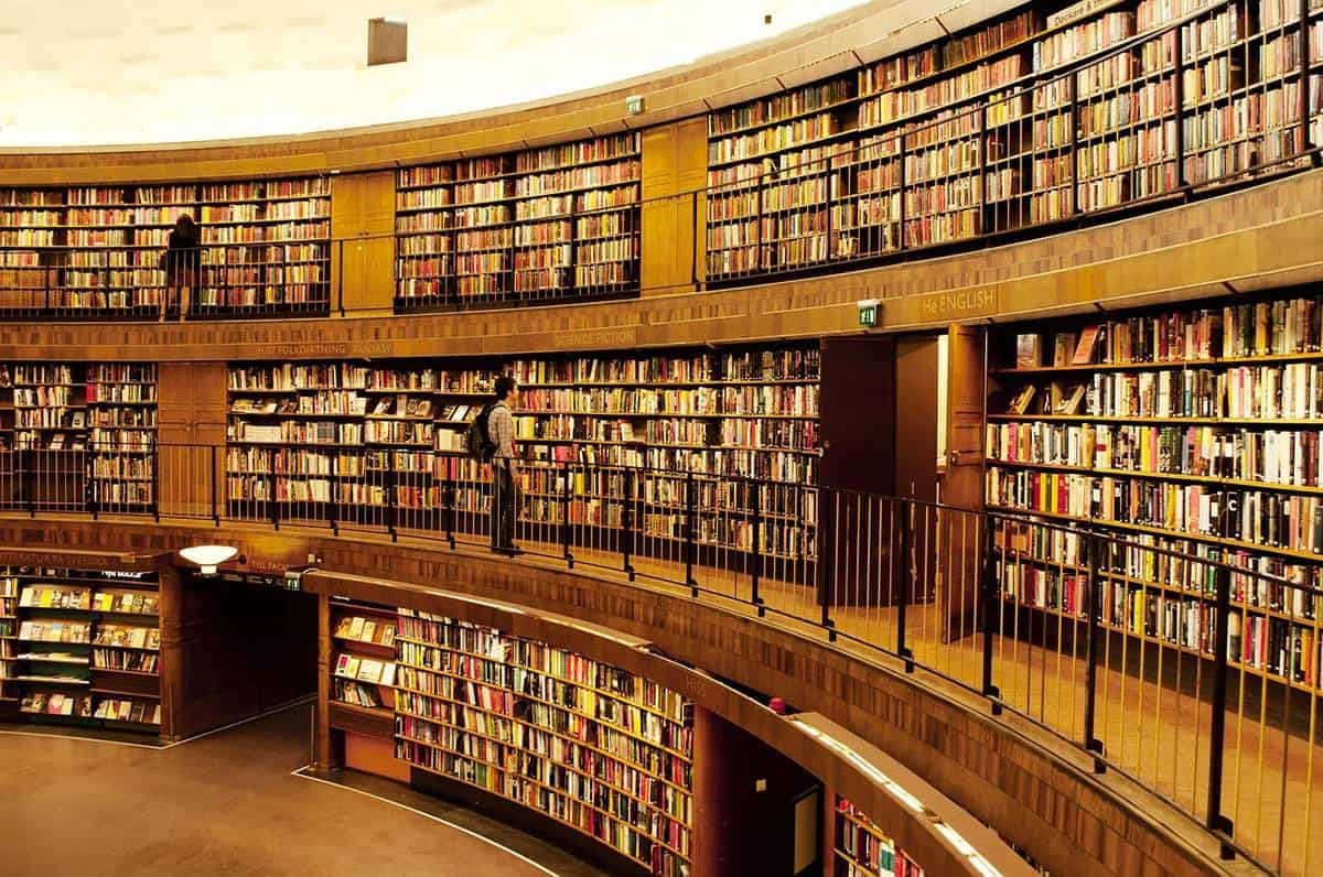 Swedish National Library of Stockholm
