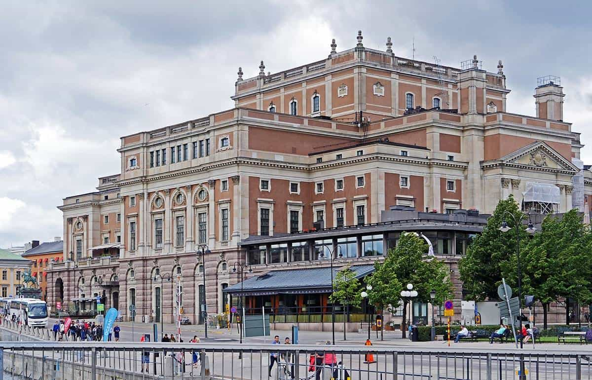 Royal Swedish Opera House