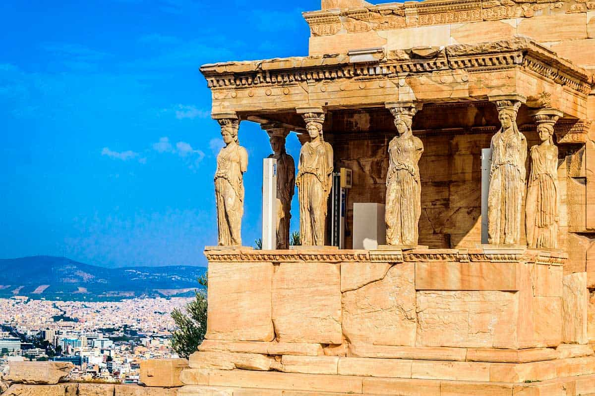 Athens is a must see in Greece!