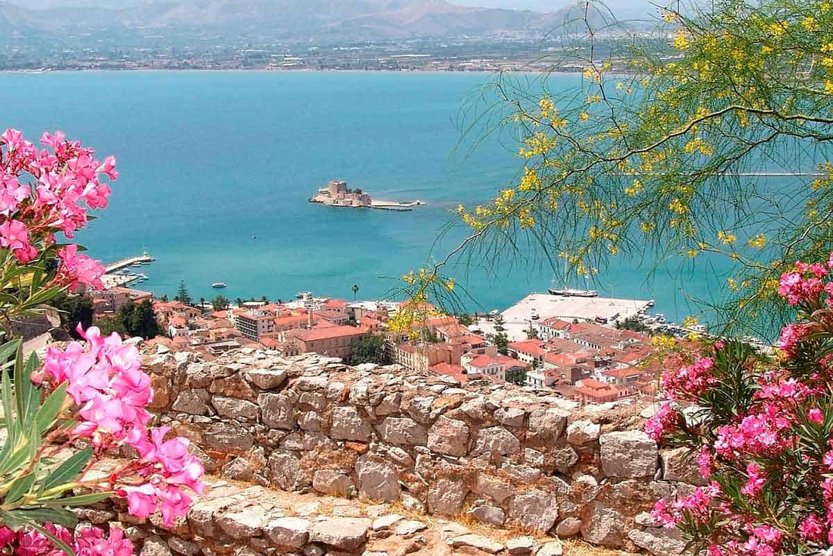 Nafplio is one of the places in Greece you must visit