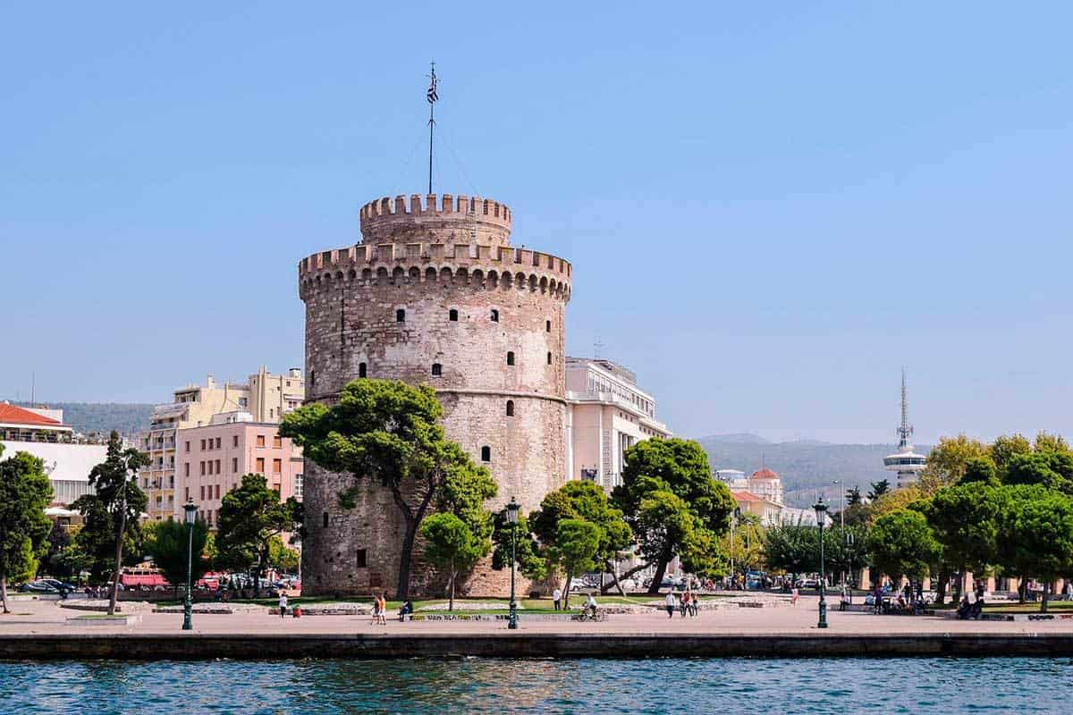Thessaloniki is one of the top places to visit in Greece