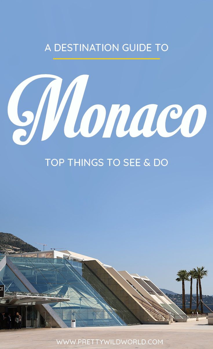 Planning a trip to the beautiful city of Monaco, a lovely city in Monaco? Check out this first-timer's guide to Monaco that includes all the top things to do in Monaco, places to go in Monaco, places to see in Monaco, what to see in Monaco, and places to stay in Monaco. Save this Monaco travel guide in your travel board so you'll find it later! #Monaco #Europe #travel #travelblog