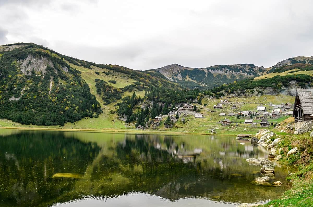 Places to Visit in Bosnia and Herzegovina Prokoško Lake