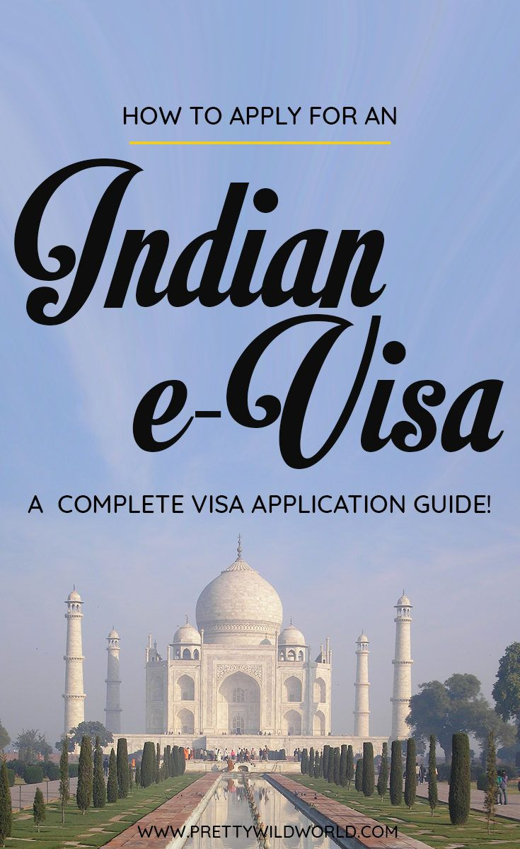 Are you planning a trip to India soon but don't know if you need a visa to enter certain countries? This article is going to show you exactly that plus extra tips that includes: How to apply for an Indian e-Tourist Visa, Tips on how to get your Indian e-Visa approved, Requirements you need for your Indian e-Tourist Visa application, and top tips on what you'll need in order to get approved! #visaguide #touristvisa #indianevisa #asia #traveltips