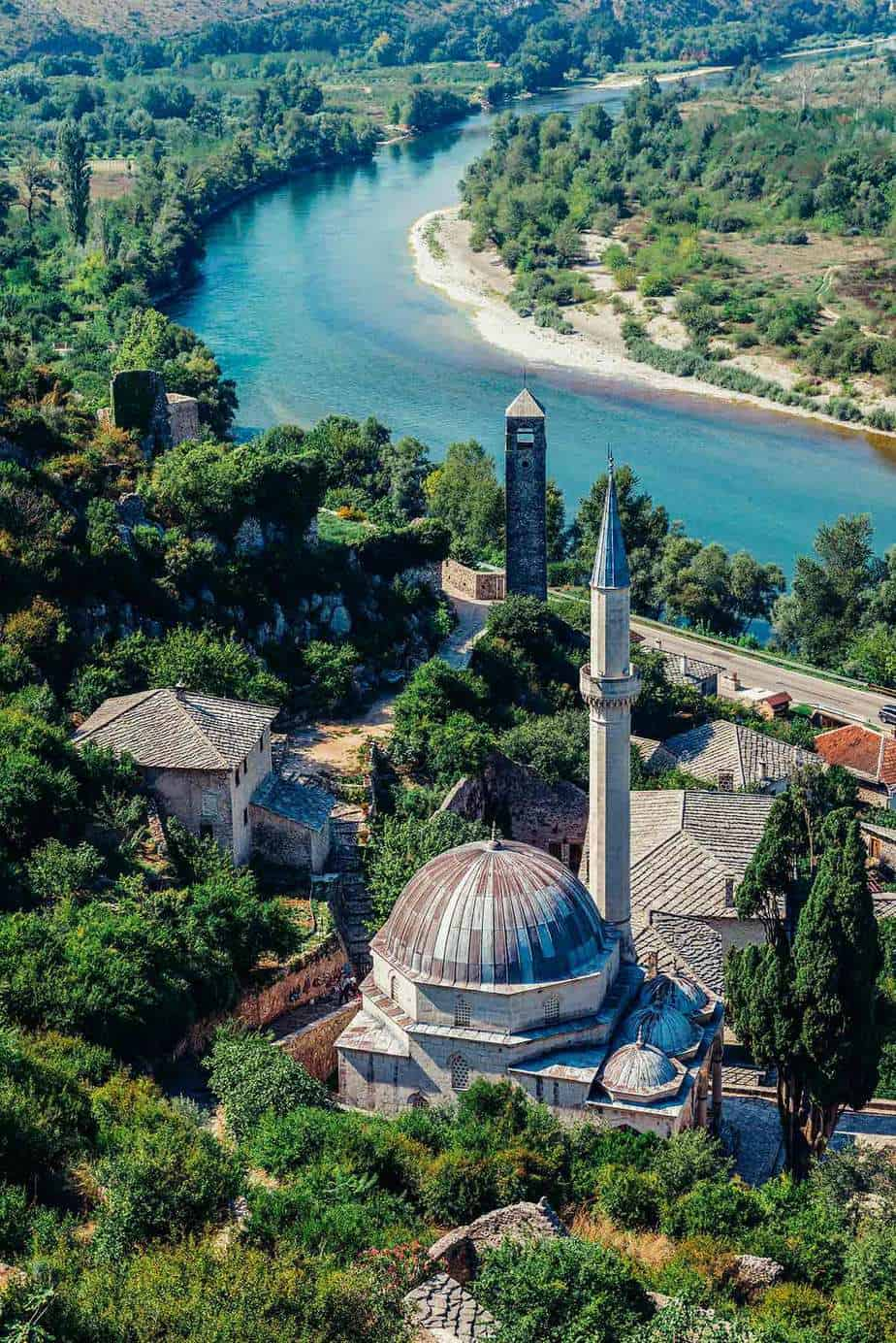 places to visit in bosnia and herzegovina Pocitelj